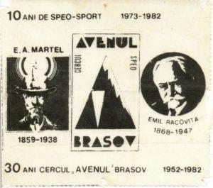 10 ani SpeoSport - 30 ani Avenul Brasov